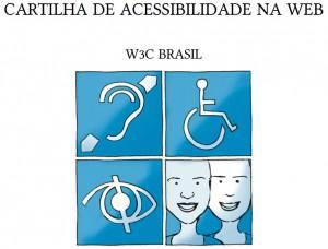 Cartilha acessibilidade na web